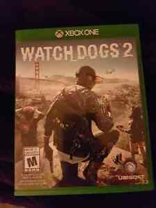 Watchdogs 2 - XBOX One  Edmonton Edmonton Area image 1