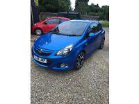 Vauxhall Corsa VXR 1.6 190BHP! Urgently needs selling! Make an offer !!