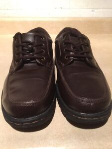 Men's Hunters Bay Leather Shoes Size 10 London Ontario image 5