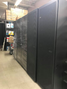SERVER RACKS 42U IBM SERVER RACK 10/10 CONDITION