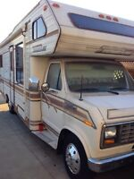 1986 Ford Travelaire DIESEL