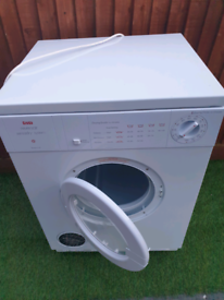 Quality Tumble dryer,made in Uk 6kg, excellent.