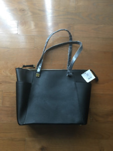 BRAND NEW black Dylan tote from Indigo