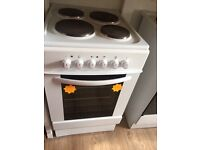 *****50cm single oven electric cooker*****Free Delivery*Fitting*Removal