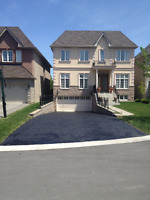 Driveway Sealing! Residential and Commercial