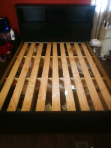 6 drawer bed frame and headboard