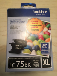 Brother Printer  Cartridges $75 / Lot