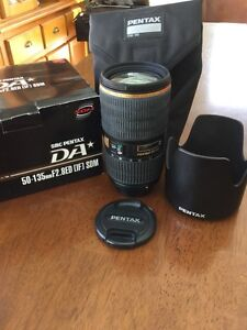 Pentax SMC-DA* 50-135mm f/2.8 ED Lens