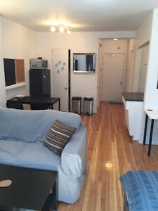 Lease Transfer October - Studio near Guy-Concordia Metro