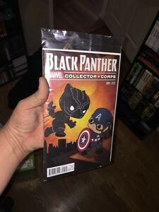 Marvel Collector Corps:Exclusive BLACK PANTHER Comic #1