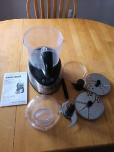 Robot culinaire Black & Decker