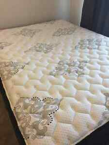 Queen Mattress and box spring set