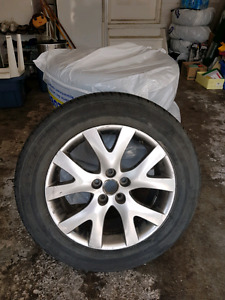 Michelin All-Season Tires with Rims
