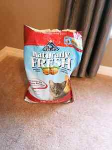 Blue Ridge Walnut Kitty litter