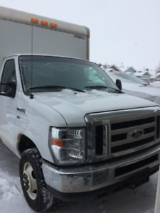 2016 Ford F-450 Cube Van Other