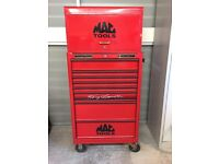 Mac Tools tool box (roll cab and top box) ***extra tall*** equal to Snap On quality