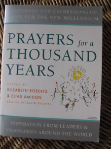 Prayers for 1000 years INSPIRATION LEADERS & VISIONNARIES 5/10$