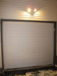 Single Garage for Rent in Bridlewood SW Calgary (16 x 10 Feet)