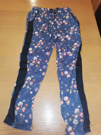 NEXT hareem trousers age 12