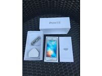 Gold iPhone 5s - 32GB (Unlocked) - boxed, excellent condition