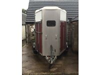 Ifor williams hb505 horse trailer horsebox