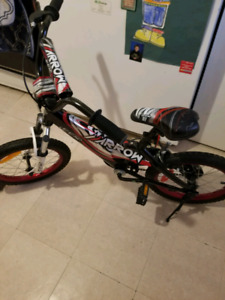 Boy 16' CCM Bike