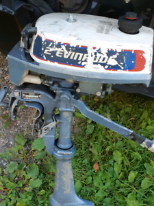 2 horsepower evinrude outboard