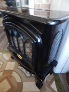 Electric Stove Heater, Great for Cottage Etc.