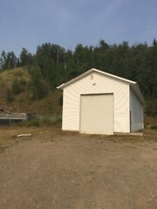 Heated Shop and Compound for Rent