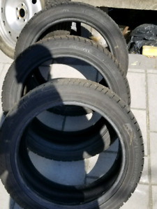 GISLAVED NORDFROST STUDDED WINTER TIRES P22545R17
