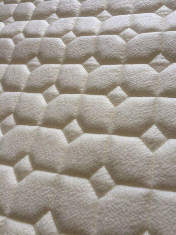 dorma tencel single memory foam mattress topper new in. Black Bedroom Furniture Sets. Home Design Ideas