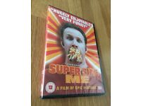 Super Size Me DVD BRAND NEW in Richmond London