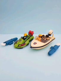 Playmobil speed boats
