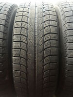 Winter tires with rims 235/65 17