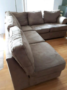 sectional sofa / sofa sectionnel