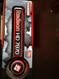 Radeon multimedia 3 gig graphs card