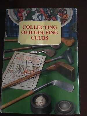 Signed By 40 Top Golfers At 146th The Open Rare Collecting Old Golf Clubs Book