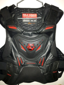 Motorcycle gear Jackets and Vests