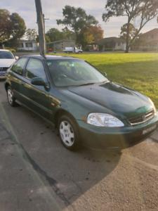 1999 Coupe Honda Civic
