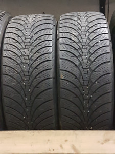 18 INCH WINTER TIRES FOR SALE