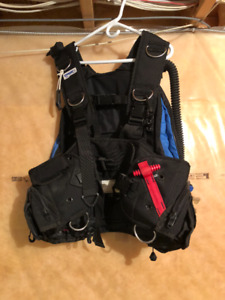 Scuba BCD, Wet Suit,and Accessories