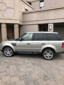 2011 Land Rover Range Rover Sport HSE Luxury SUV, Crossover