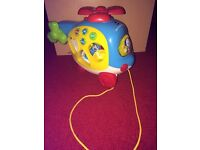 Vtech sort and spin helicopter