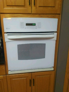 GE Profile Convection Wall Oven