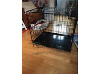 Puppy training crate