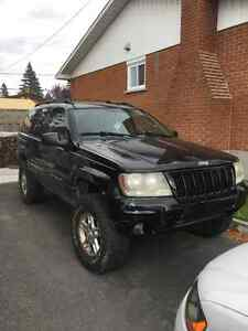 2004 Jeep Grand Cherokee Limited VUS