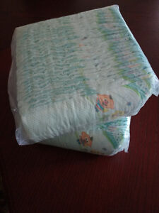 Pampers size 6 diapers