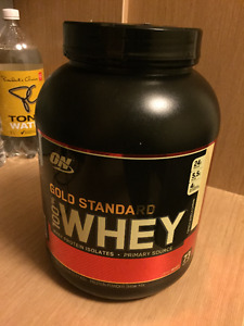 Gold Standard Whey Protein (French Vanilla)