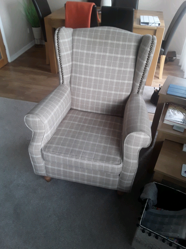 Next Wing Armchairs | in East Kilbride, Glasgow | Gumtree