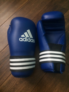 ADIDAS Kick Boots & Gloves + MUDO Groin Guard